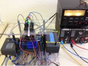 Experimental Setup With Microcontroller